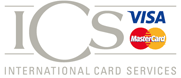 Inernational Card Services Logo