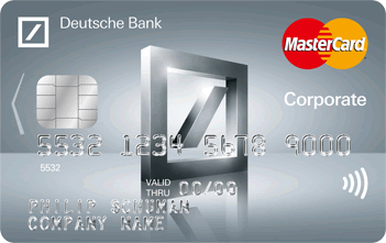 Deutsche Bank Corporate Card